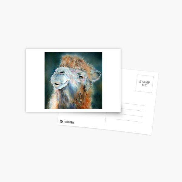 Regal Dromedary Postcard