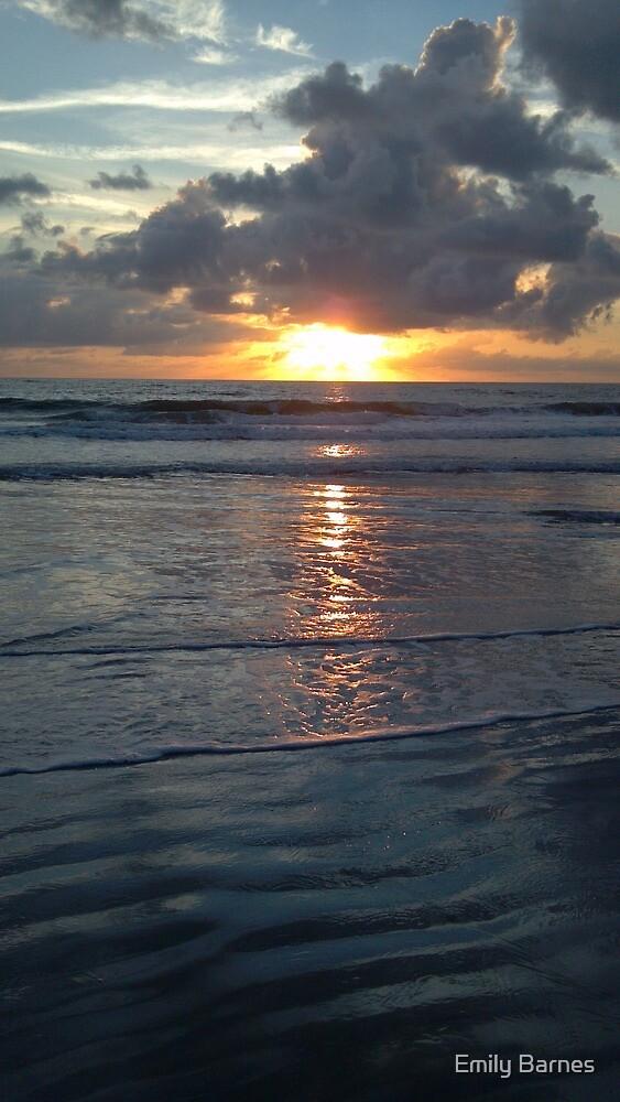Sunrise Florida by Emily Barnes