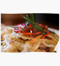 VT Cheddar & Parmesan Mac & Cheese Poster