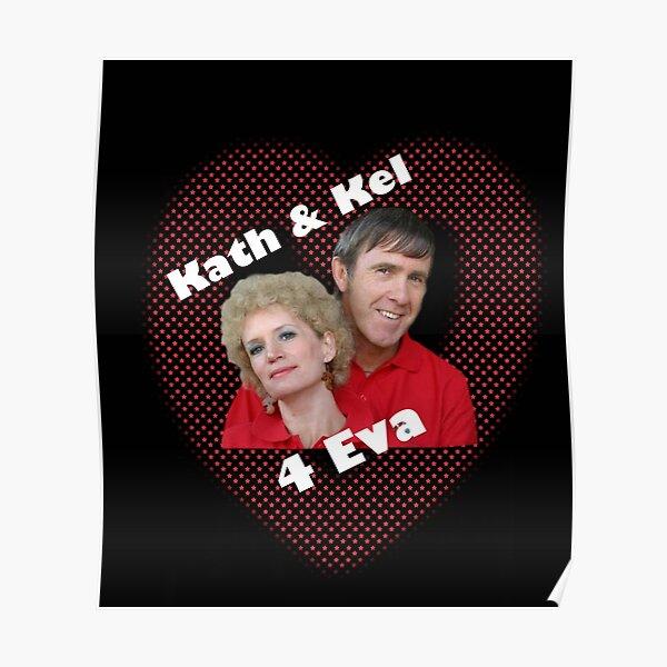 Kath and Kel 4 Eva  Poster