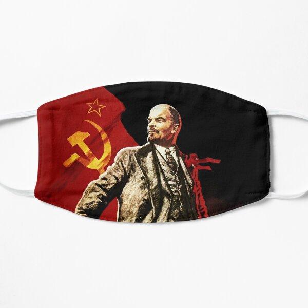 Lenin  Flat Mask