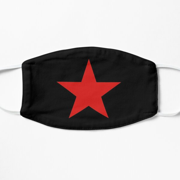 Red Star Mask