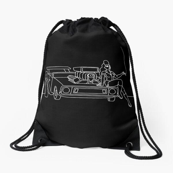 Arctic Monkeys Drawstring Bag