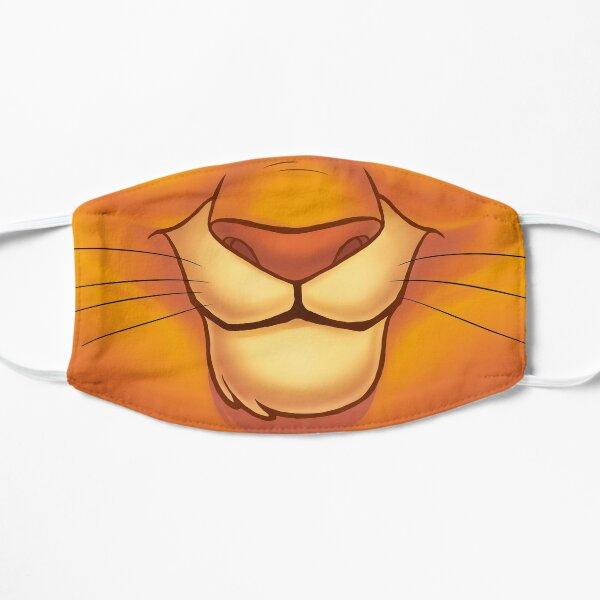 Lion mask Flat Mask