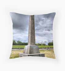 St Augustines Cross Throw Pillow