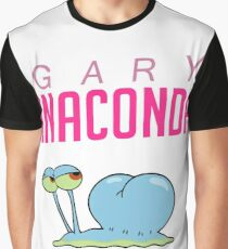 Gary Anaconda ( Parody ). Graphic T-Shirt