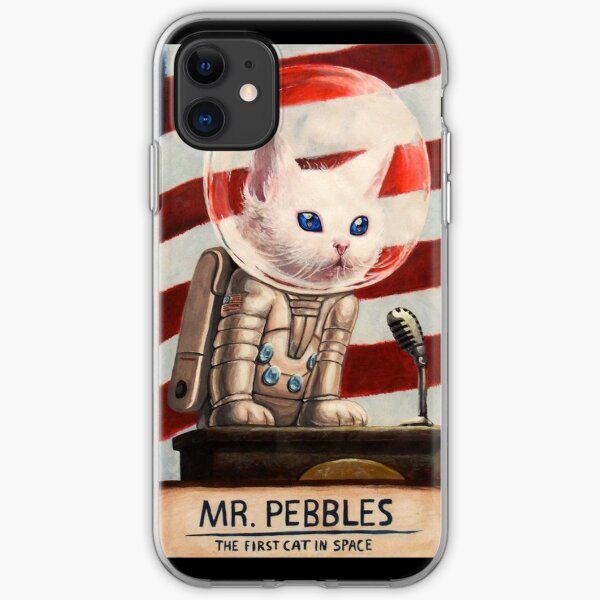 MR PEBBLES - High Quality iPhone Soft Case