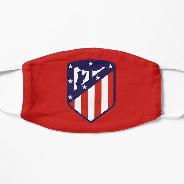 Atlético de madrid Mascarilla plana