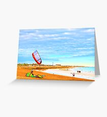 Fun Day Out  Greeting Card