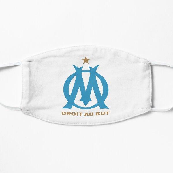 Olympique de Marseille Masque sans plis