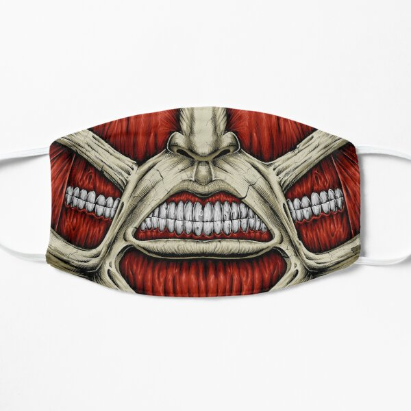 Titan colossal Masque sans plis