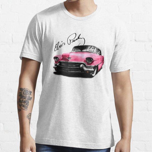 Elvis Presleys rosa Cadillac Essential T-Shirt