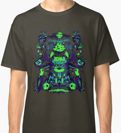 BEHOLD! Obsidian Classic T-Shirt