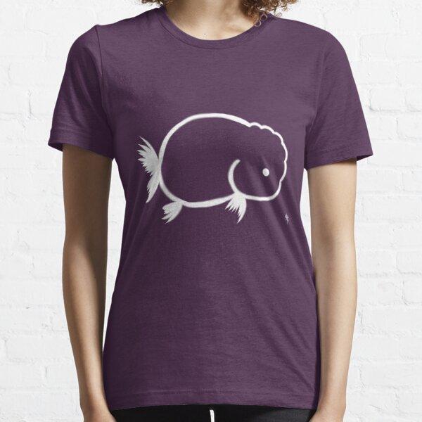 le plus adorable du monde des poissons rouges. J'en ai quatre moi-même - Pod T-shirt essentiel