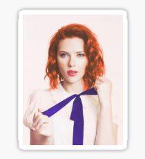 Scarlett Johansson Sticker