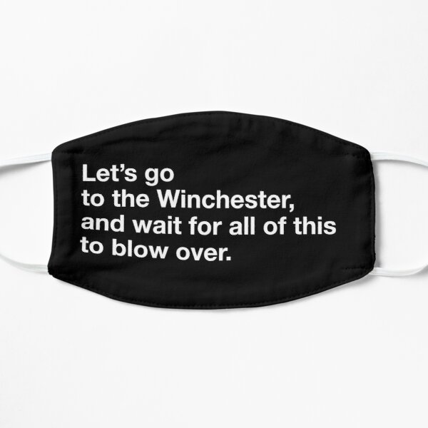 Let's go to the Winchester Mask
