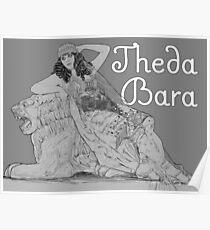 Theda Bara Poster
