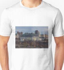 Supreme Court of Canada building Unisex T-Shirt