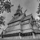 Kirke by Nate Welk