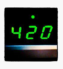 420 Photographic Print