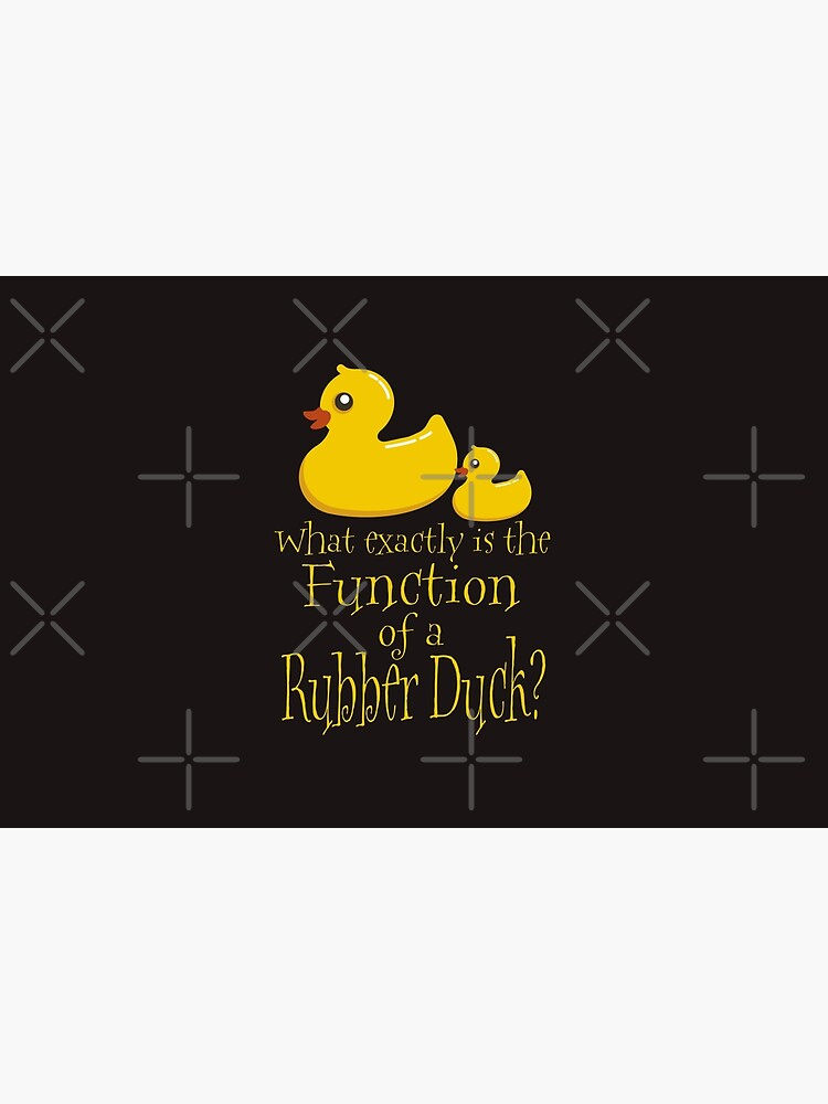 Rubber Ducky by mclaurin612
