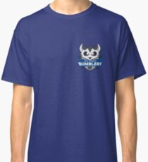 The Mid-World Bumblers - chest Classic T-Shirt