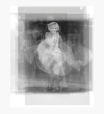 Marilyn Monroe dress Photographic Print