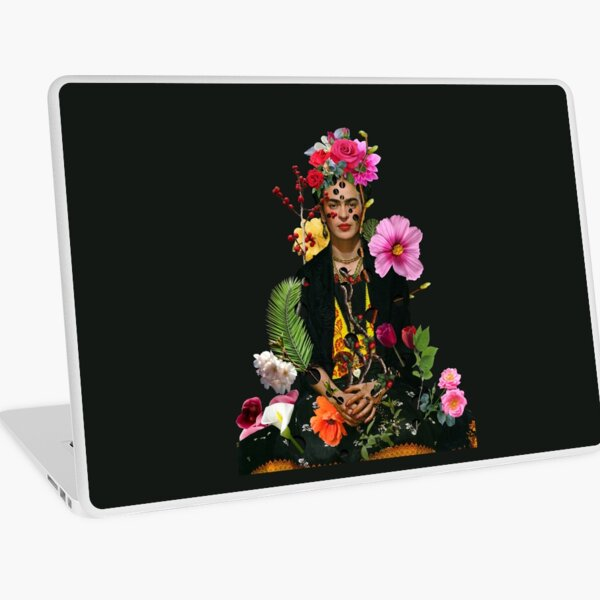 I want to be inside your darkest everything Laptop Skin