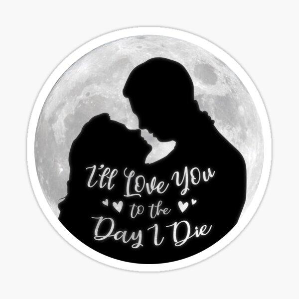 It's a Wonderful Life - Love Sticker