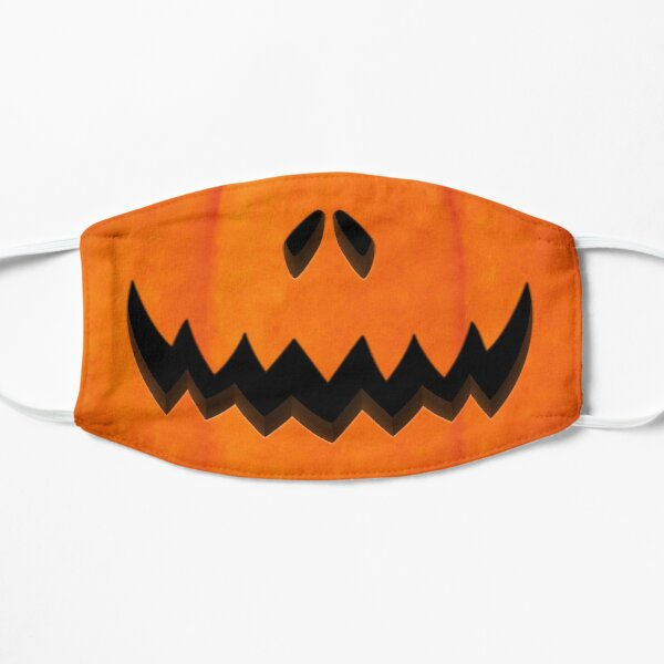 Pumpkin Scary Smile  Mask