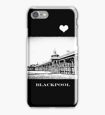 North Pier Blackpool iPhone Case/Skin
