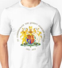 Queen Elizabeth II Diamond Jubilee T-Shirt