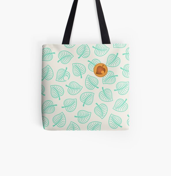 Nook's new horizons shirt All Over Print Tote Bag