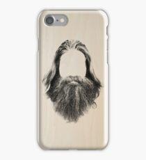 Beard Phone iPhone Case/Skin