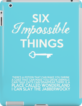 Impossible Things by miss-lys