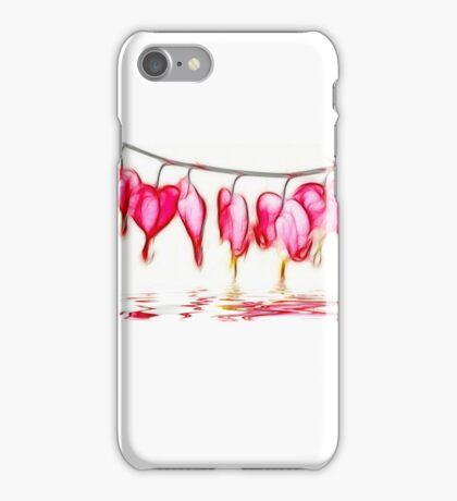 Bleeding Hearts iPhone Case/Skin