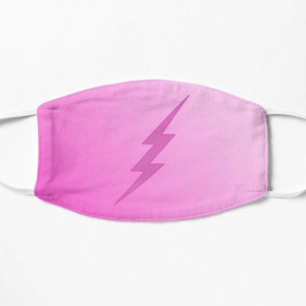 Pink Flash Superhero Flat Mask
