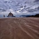 Haystack Rock by Adam Northam
