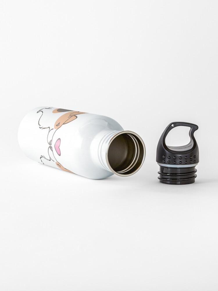Alternate view of Corgi Love Water Bottle