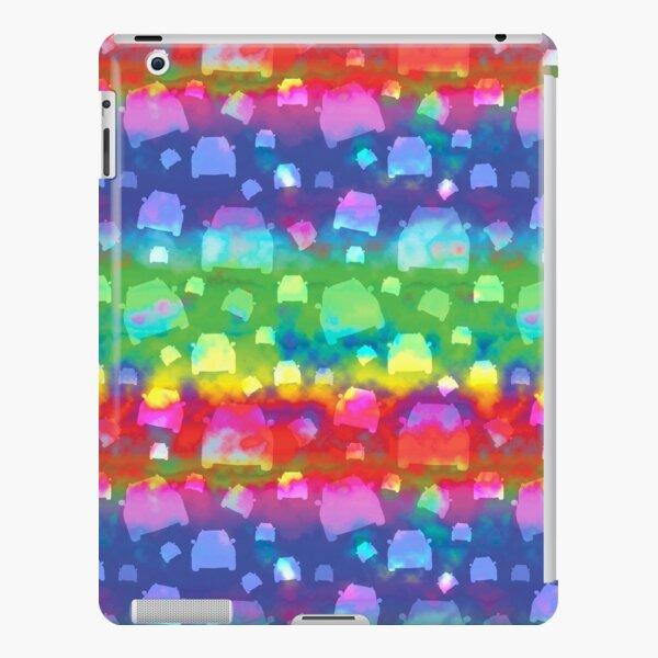 Cars in Rainbow iPad Snap Case