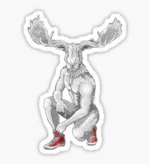 Hunting Season Sticker