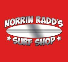 Norrin Radd`s Surf Shop | Unisex T-Shirt