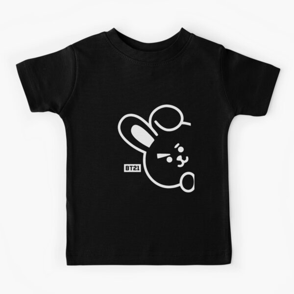 CookyJungkook BT21 Bangtan Boys Army BTS  Kids T-Shirt