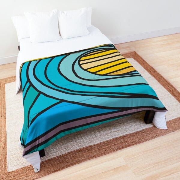 Waves Comforter