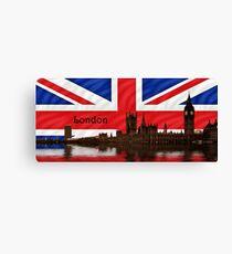 Great Britain Canvas Print