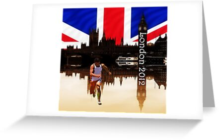 London Olympics 2012 by shalisa