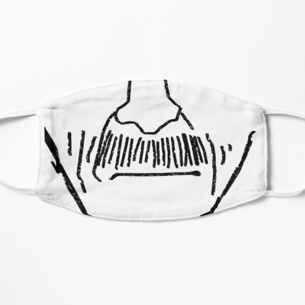 Heisenberg Flat Mask