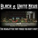 The Black & White Last Supper by joshjen10