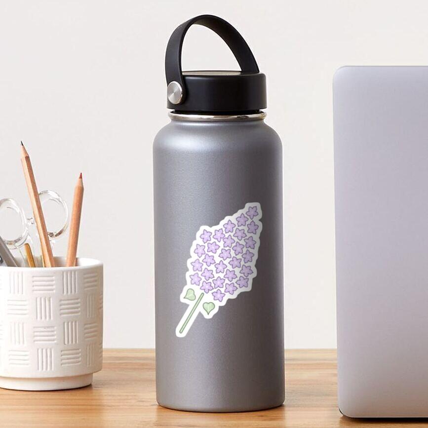 Rochester Lilac  Sticker