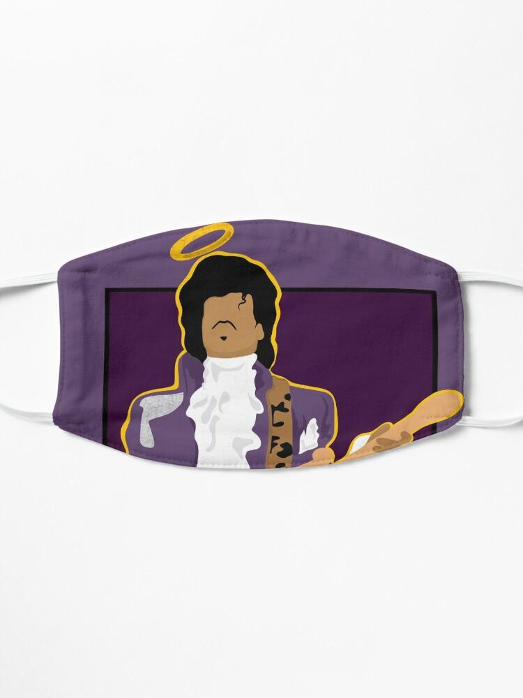 Alternate view of Raining Purple Mask